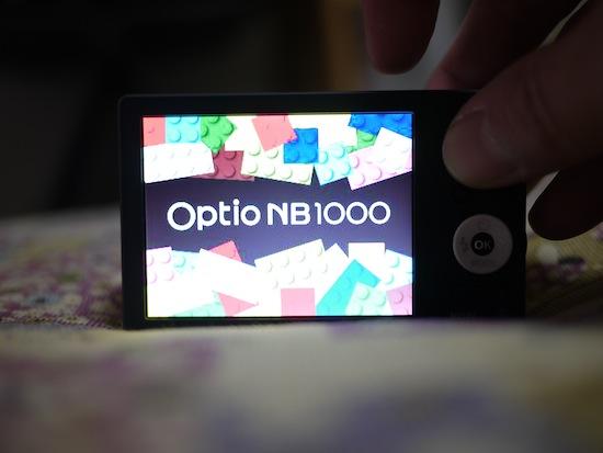 PENTAX Optio NB1000