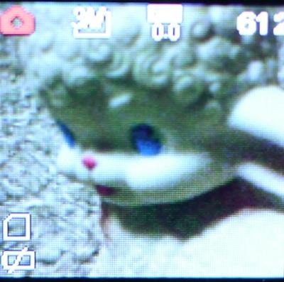 YTO-DV002 メニュー画面