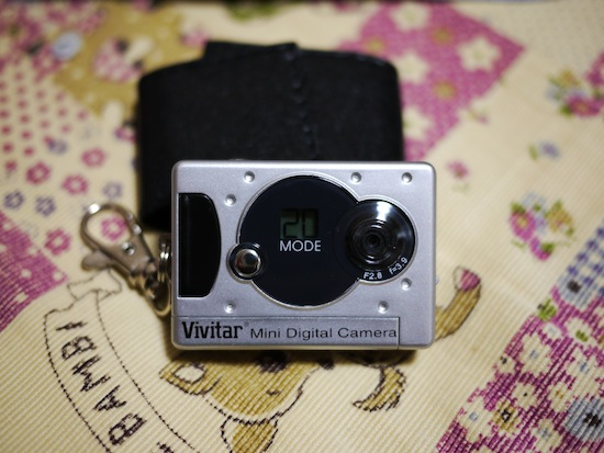 Vivitar Mini Digital Camera