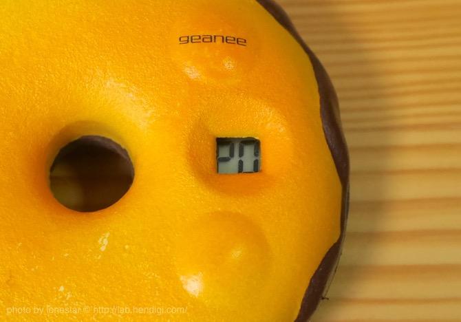 ドーナツカメラ モード