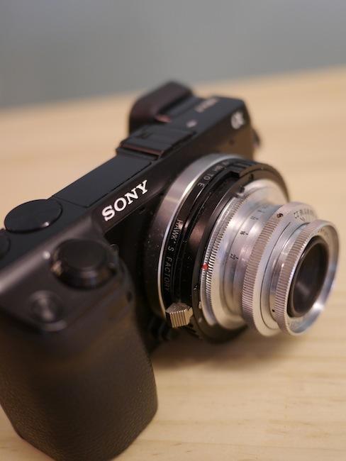Rodenstock Heligon 35mm F2.8