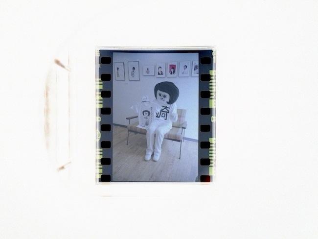 ロモ フィルム スキャナー サンプル