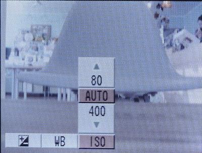 ISO感度に80が!