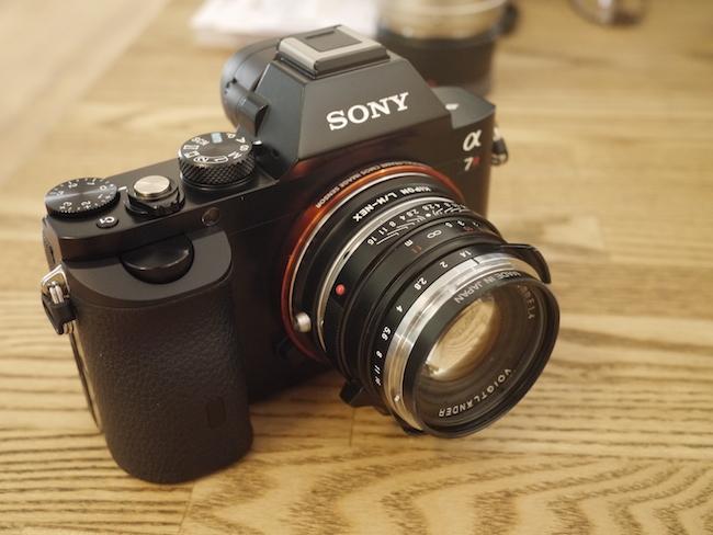 α7R COSINA NOKTON classic 40mm F1.4
