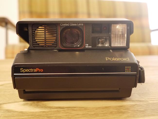 ポラロイドスペクトラプロ