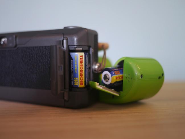 CR2 充電式