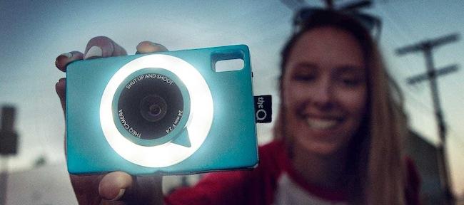 Qカメラ フラッシュ