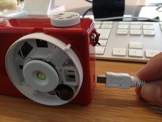 ビッグショットカメラ USB接続 認識しない