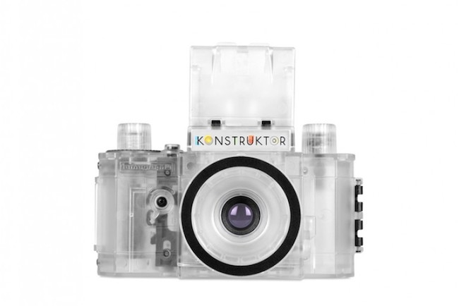 Konstruktor Transparent Collector's Edition