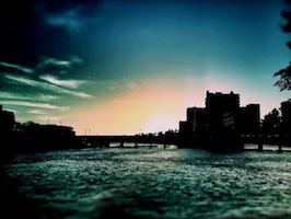 写真展 明代橋