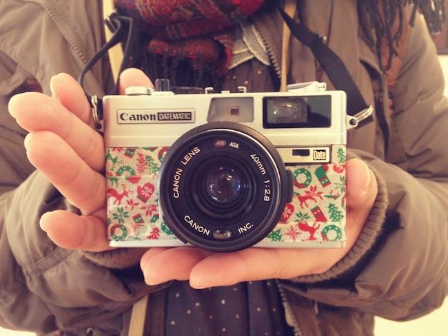 カメラ マスキングテープ カスタム
