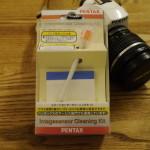 PENTAX イメージセンサークリーニングキット