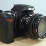 Nikon D40 24mm