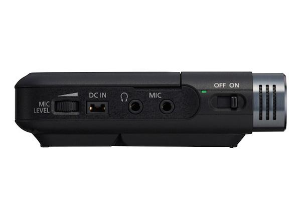 iVIS mini X マイク