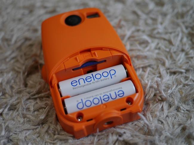 レコロ 乾電池