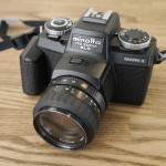 ミノルタ 110 ZOOM SLR MARK II