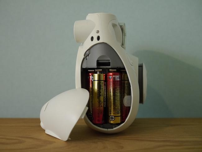 instax mini7S 電池