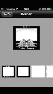 8-Bit Pocket Camera
