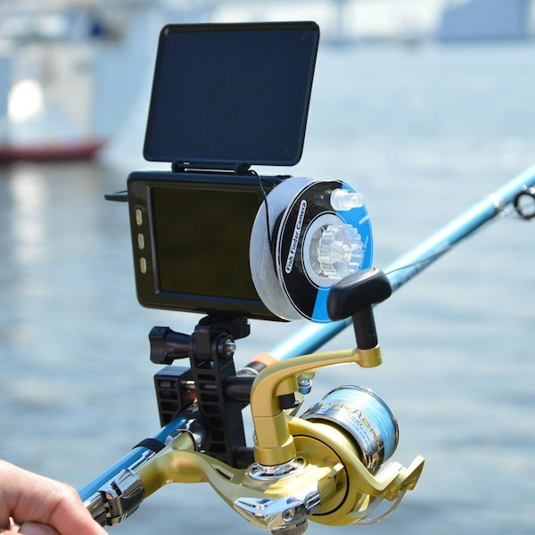 赤外線水中魚っちカメラ
