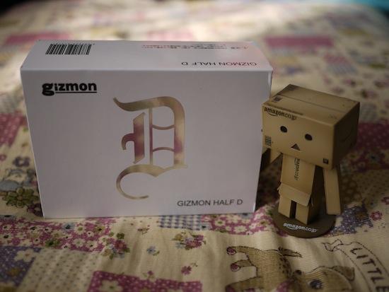 GIZMON HALF D(ギズモン ハーフD)