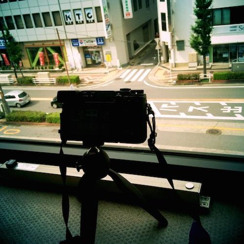 GX7 動画撮影