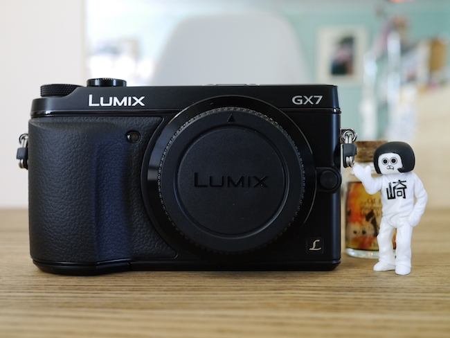 LUMIX DMC-GX7