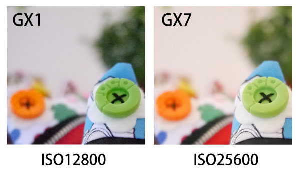 GX7とGX1