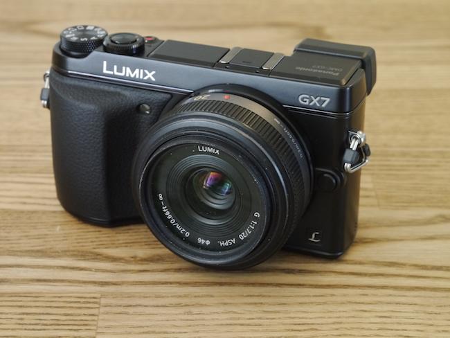 LUMIX DMC-GX7:LUMIX G 20mm F1.7 ASPH.