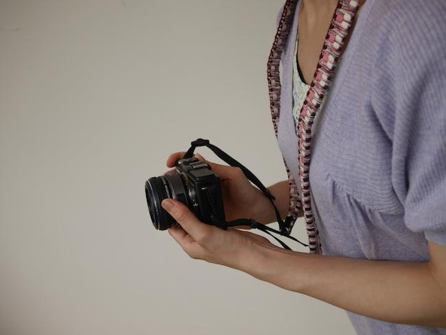 ゲバルト カメラストラップ