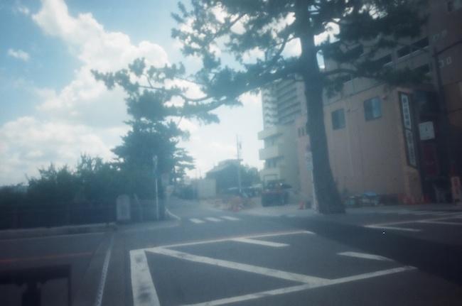 なかよしピンホールカメラ:作例写真