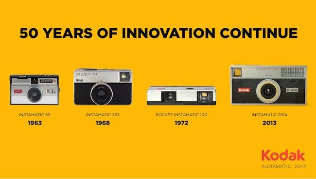Instamatic 2014 camera