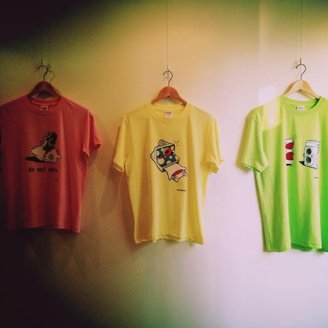 モンヂャック Tシャツ