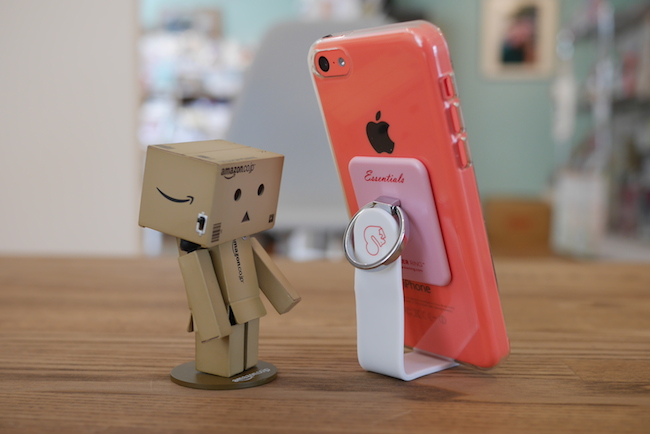 iPhone スタンド