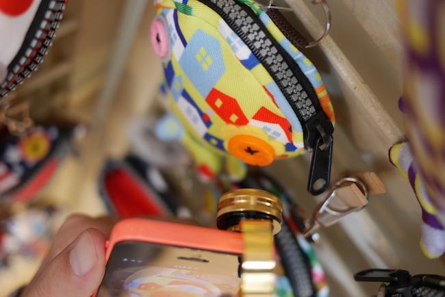 iPhone5c 魚眼レンズ