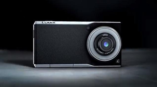 LUMIX DMC-CM1!1インチセンサーを搭載したAndroidを搭載したConnected Camera!