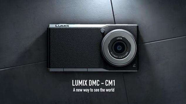 LUMIX-DMC-CM1