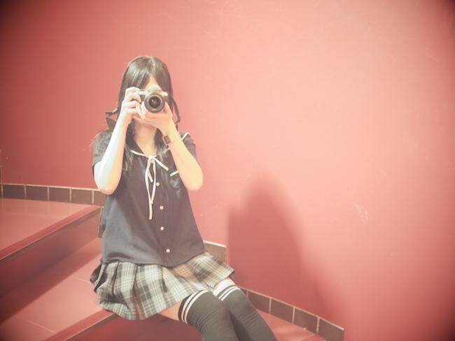 東京文化会館のらせん階段