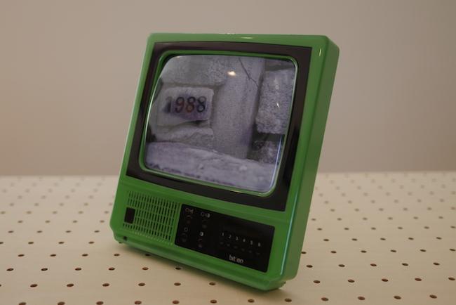 テレビ型 写真立て