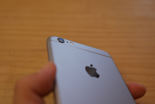 iPhone 6 Plus カメラ