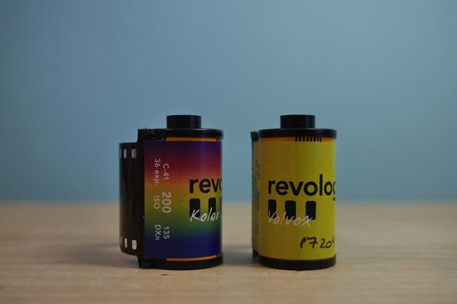 Revolog フィルム