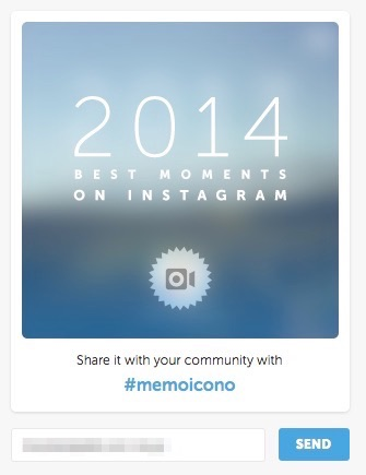 2014 BEST MOMENTS ON INSTAGRAM