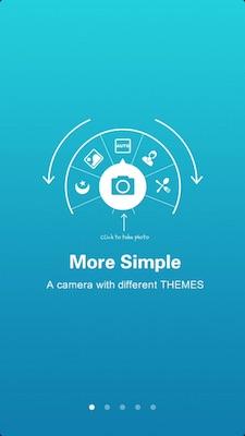 Camera360 Concept
