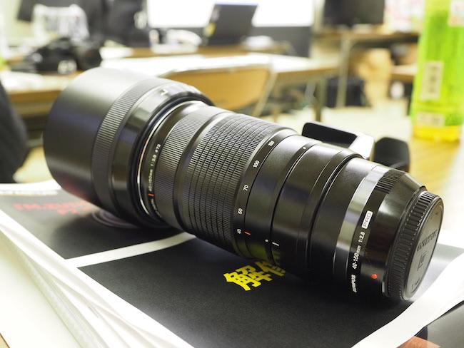 M.ZUIKO DIGITAL ED 40-150mm F2.8 PRO