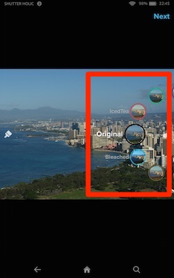 flickr アプリ Amazon