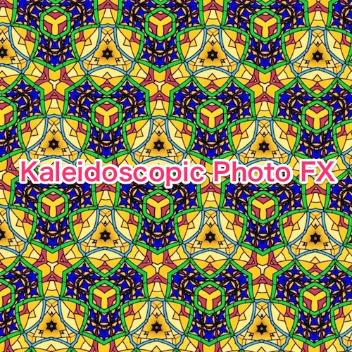 Kaleidoscopic Photo