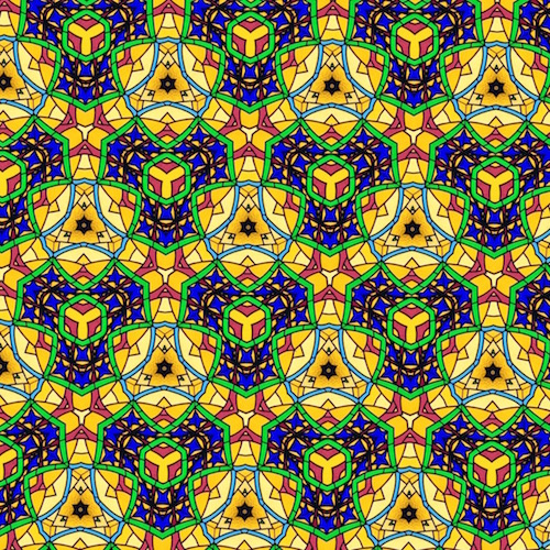 Kaleidoscopic Photo FX