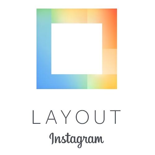 レイアウト instagram