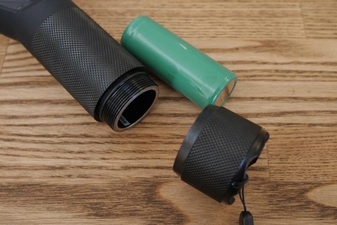 クラドリカム 電池