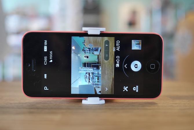 QX10 iPhone5c