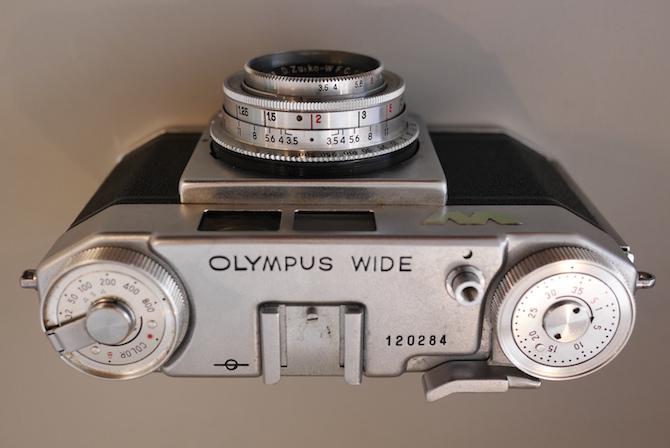 OLYMPUS WIDE 2